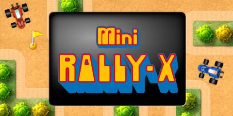 mini-rally-x - - Play Now