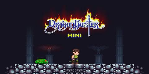 dragon-buster-mini - - Play Now